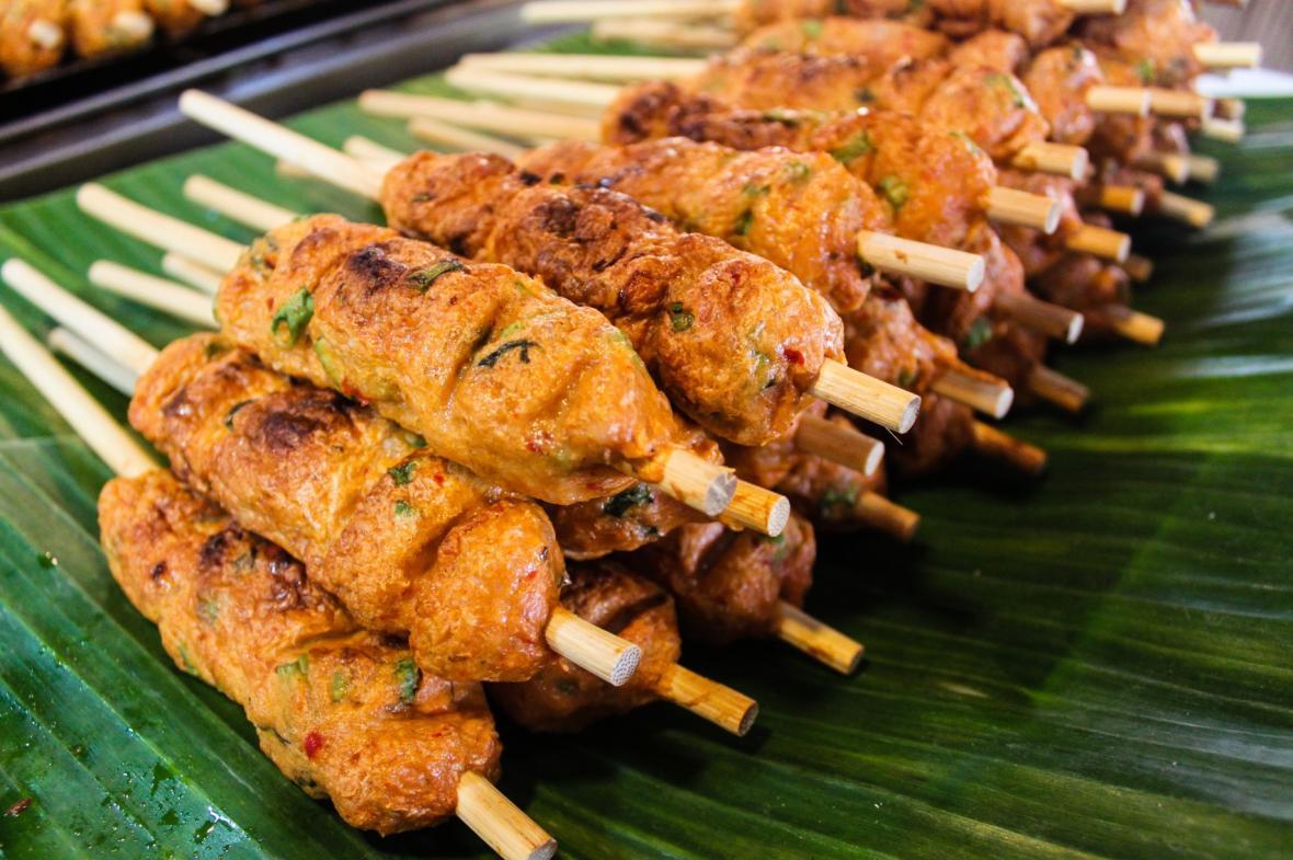 آشنایی با غذاهای تایلند