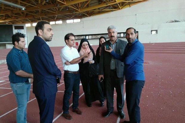 مجموعه دوومیدانی دهکده المپیک لرستان تا 2 ماه آینده تحویل می گردد