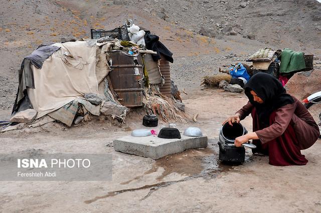 بهره مندی 63 درصدی عشایر خوزستان از آب شرب سالم