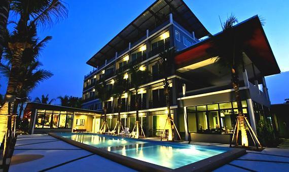هتل آرانتا سووارنابومی بانکوک