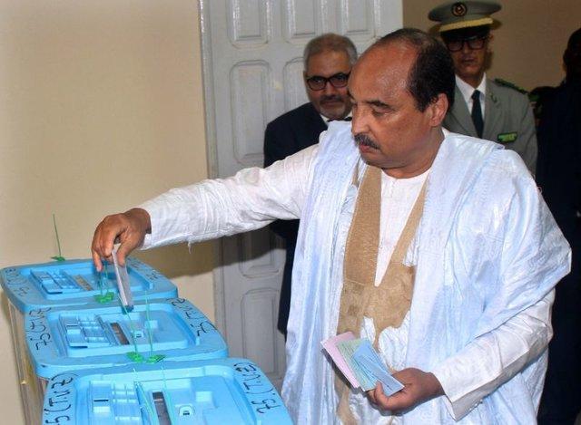 برگزاری دور دوم انتخابات پارلمانی در موریتانی