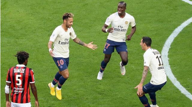 PSG همچنان روی نوار پیروزی؛ دبل نیمار