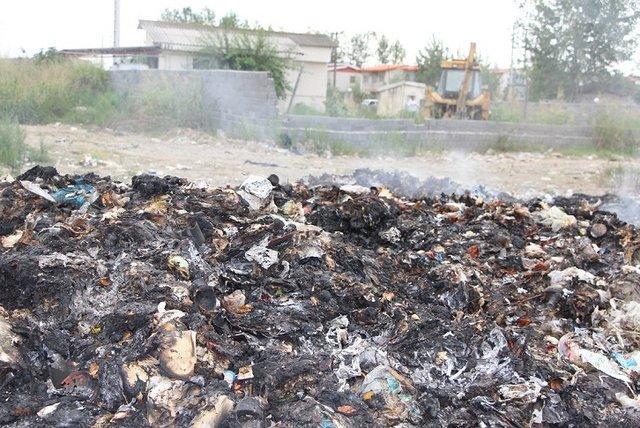 کاهش آلایندگی شیرابه زباله ها برای نجات خاک گیلان