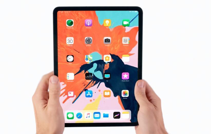 اپل از نسل جدید آیپد پرو پرده برداری کرد؛ حاشیه های کمتر و سیستم فیس آی دی