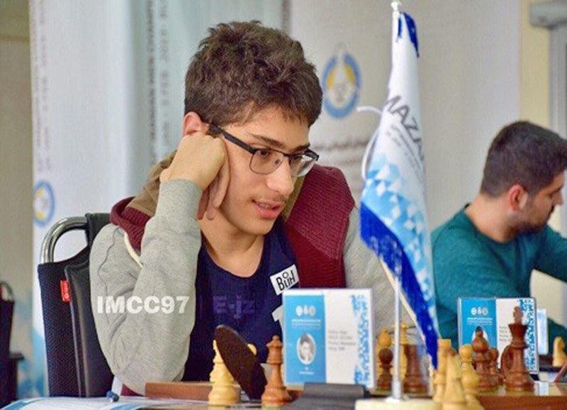 فیروزجا فاتح مسابقات شطرنج قهرمانی مردان ایران شد