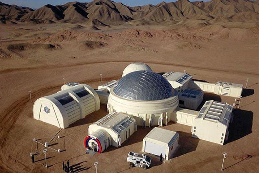 چین زندگی در مریخ را شبیه سازی کرد