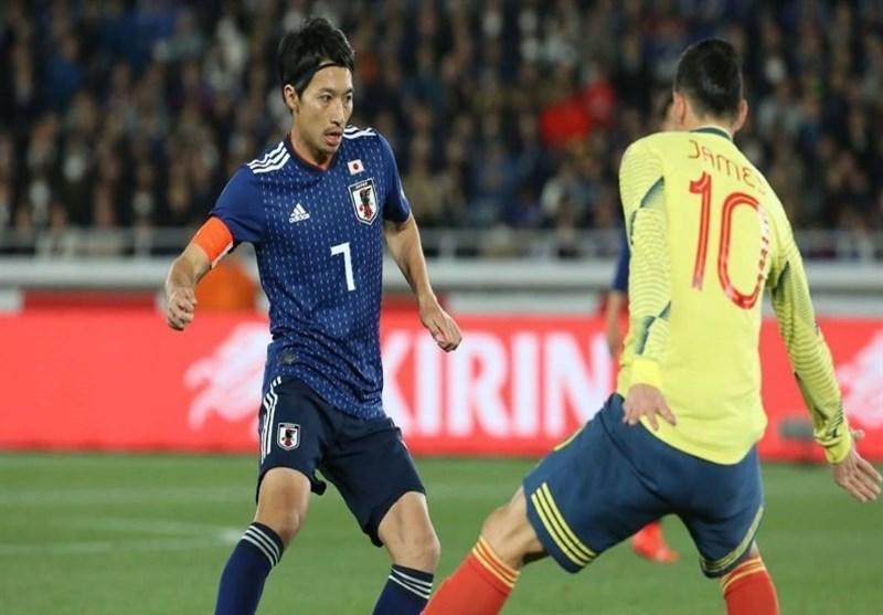کلمبیای کی روش با پیروزی مقابل ژاپن کارش را آغاز کرد