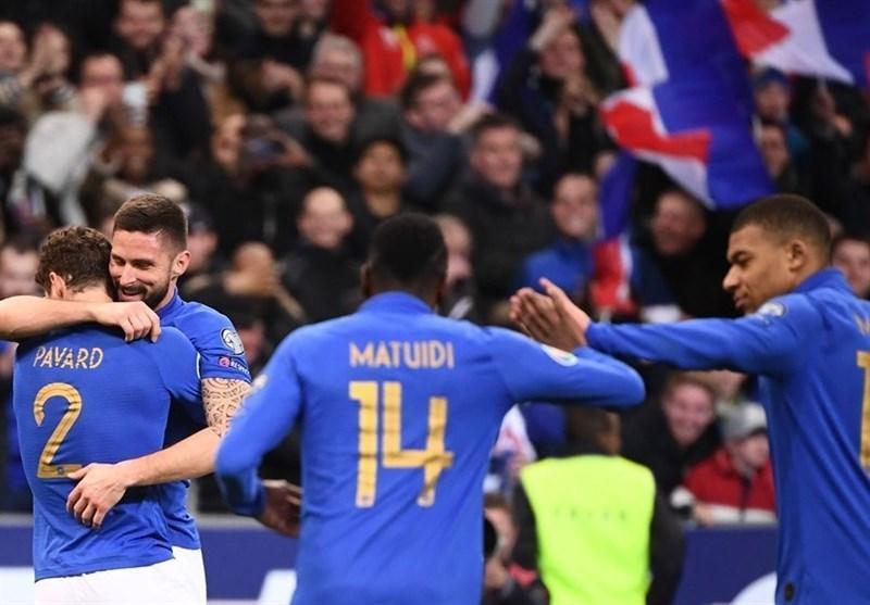 انتخابی یورو 2020، جشنواره گل فرانسه و انگلیس برای کسب دومین پیروزی، پرتغال در شب مصدومیت رونالدو باز هم متوقف شد