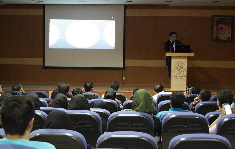 سمینار هوش تجاری خبرنگاران در دانشگاه امیرکبیر و علم و صنعت