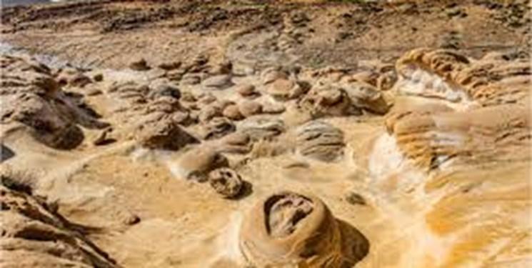 کشف ترکیبات فرازمینی در آتشفشان 3.3 میلیارد ساله