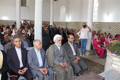 بازگشایی کلیسای تاریخی روستای آده ارومیه
