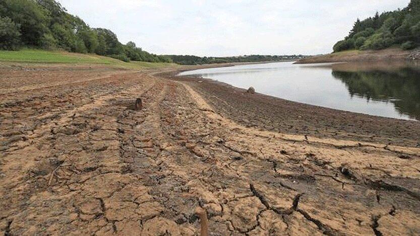 وقوع خشکسالی بزرگ در شیلی