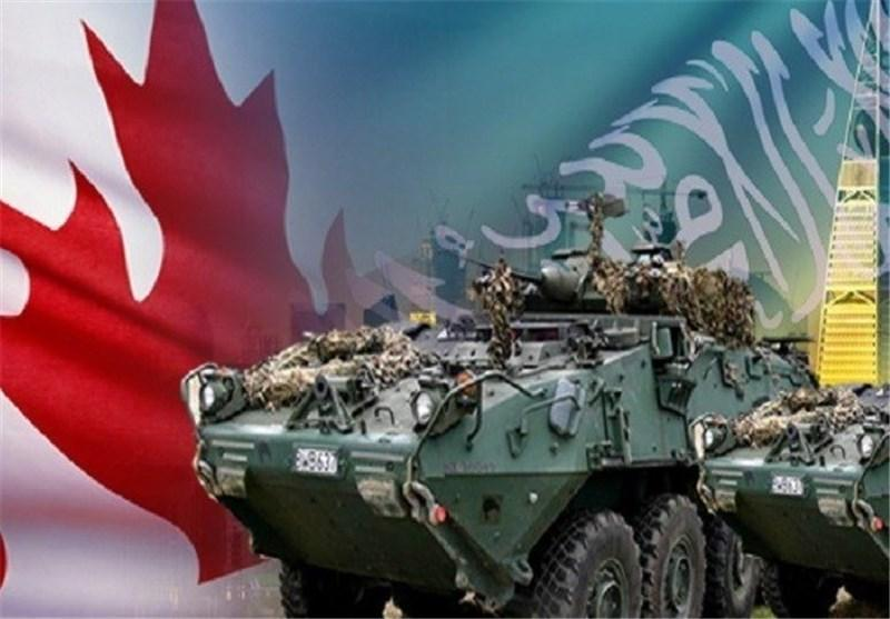 بزرگترین معامله تسلحیاتی کانادا و عربستان اجرایی می گردد