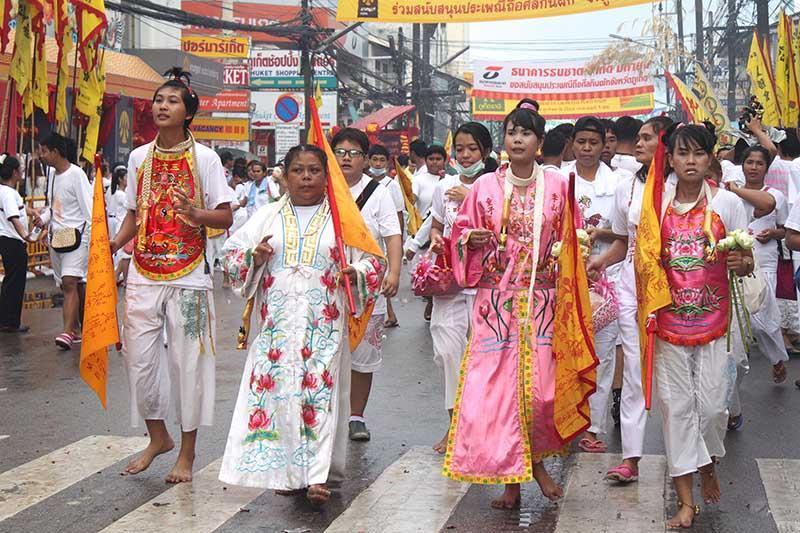 دیدنی ترین جشنواره های تایلند