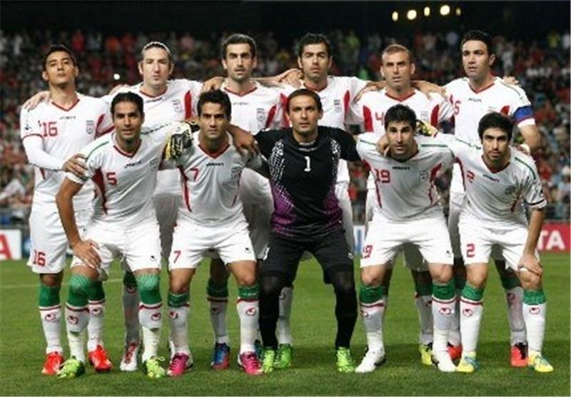 ایران با پیراهن سفید به مصاف تایلند قرمزپوش می رود