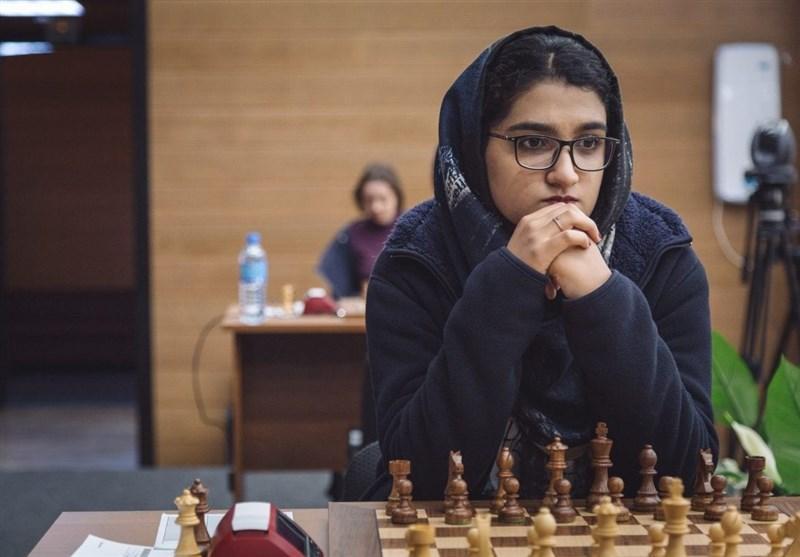 شطرنج جوانان دنیا، تساوی نمایندگان ایران مقابل حریفان هندی در دور هشتم