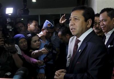 آژانس مقابله با فساد، رئیس مجلس اندونزی را بازداشت کرد