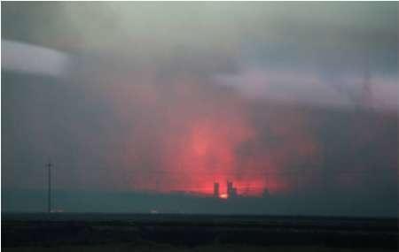 آلودگی هوای پایتخت چین در وضعیت قرمز نهاده شد