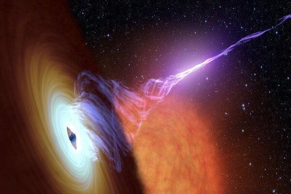 سیاره نهم منظومه شمسی یک سیاهچاله است!