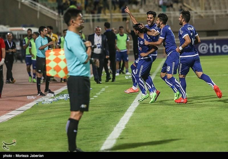 استقلالی های خوزستان چک گرفتند و به عمان رفتند