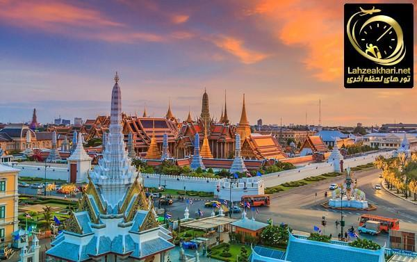 تور تایلند ، قیمت تور تایلند پاییز 98