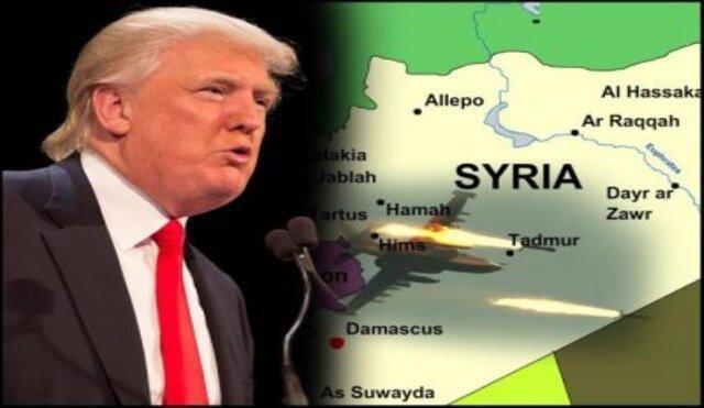 بازی دو سر باخت ترامپ در سوریه
