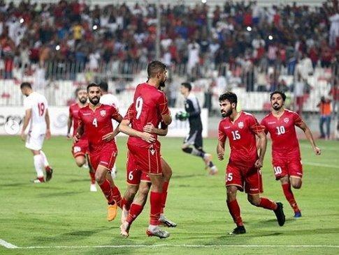 شکست تیم ملی فوتبال ایران برابر بحرین (