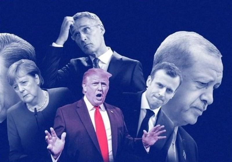 اندیشکده، آمریکا منشاء بحران ناتو و اروپا است