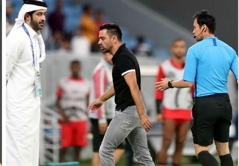 واکنش باشگاه السد قطر به حضور ژاوی در بارسلونا