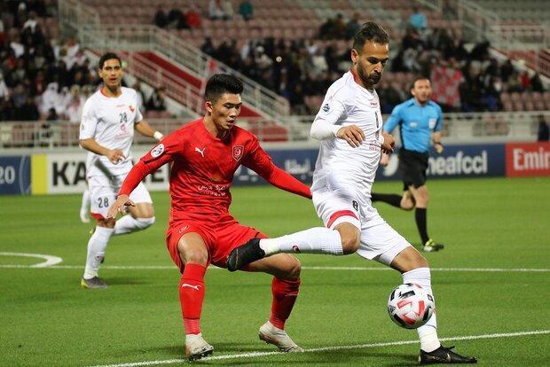 باشگاه پرسپولیس به کنفدراسیون فوتبال آسیا اعتراض کرد