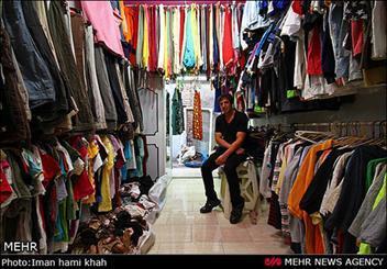 بازار صادرات صنعت نساجی با رکود روبرو شده است، لزوم طرح ایده های نو در زمینه پوشاک