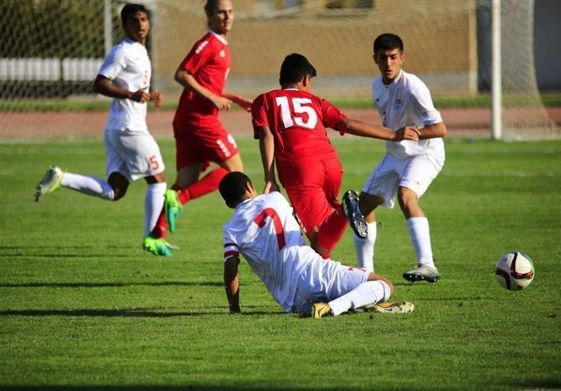 تیم ملی نوجوانان ایران با سه گل لبنان را از پیش رو برداشت
