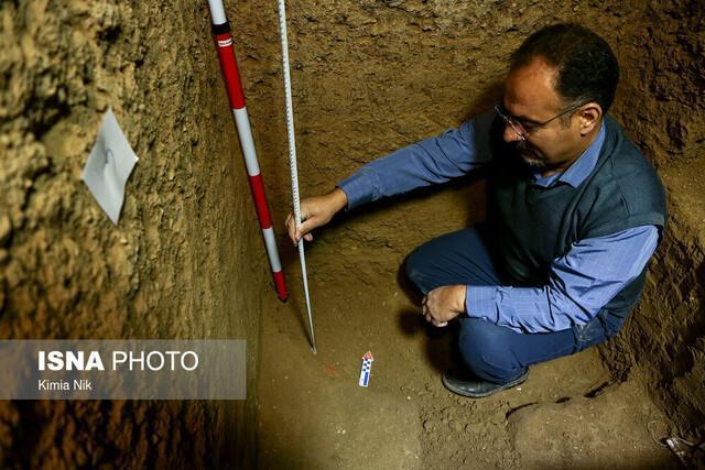 آجرهای بازار حضرتی تاریخ تهران را ثبت کردند