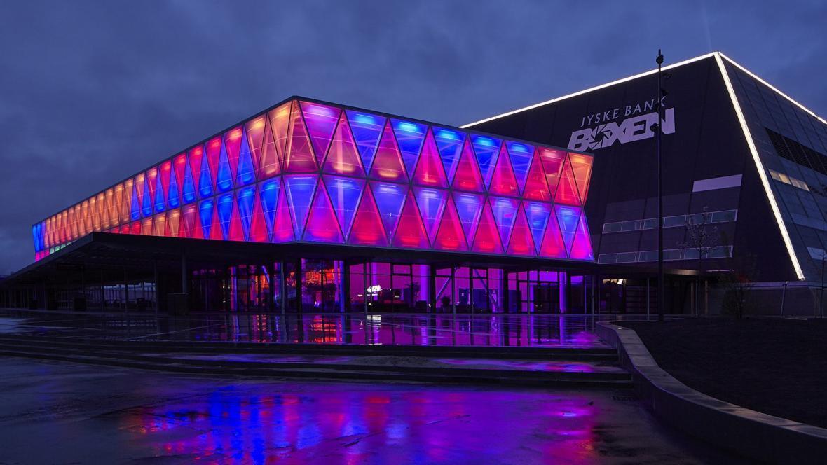اصول نورپردازی نمای ساختمان به زبان ساده