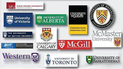 همه چیزهایی که باید در مورد دانشگاه های کانادا بدانید