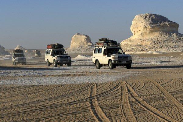 کشته شدن 3 نظامی مصری در حمله مسلحانه به شمال صحرای سینا