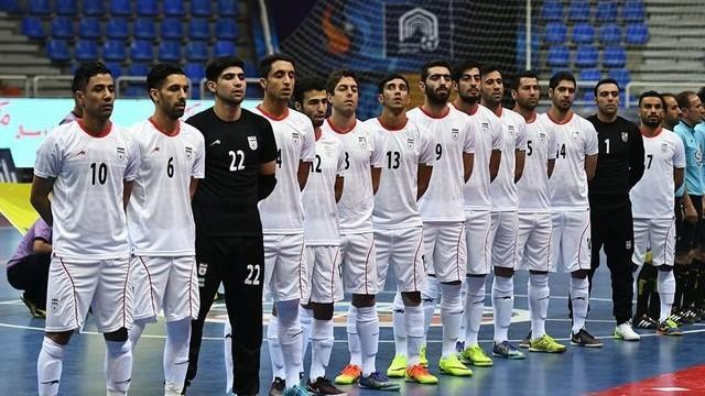 تیم ملی فوتسال ایران در راه جام جهانی