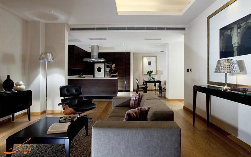 معرفی هتل فریزر سوئیتس دهلی نو ، 5 ستاره