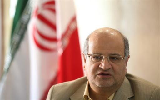 رشد نگران کننده بستری بیماران مبتلا به کرونا در تهران