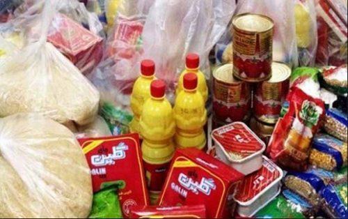 بن خرید مواد غذایی به همت جمعیت امام حسن (ع) سمنان بین نیازمندان توزیع می شود