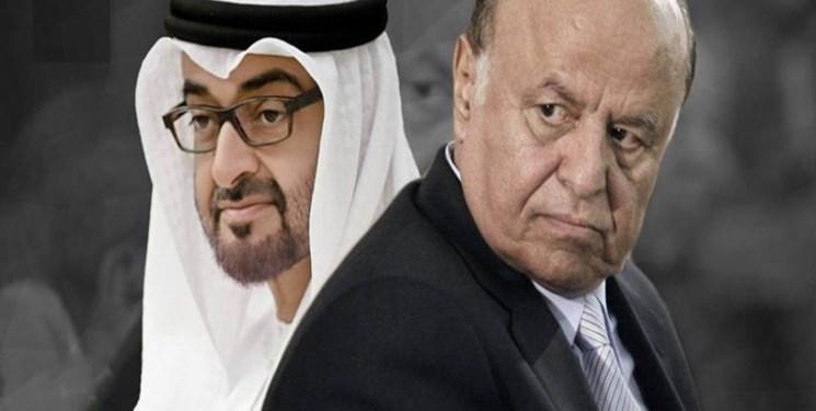 جنوب یمن ، دولت هادی: شورای انتقالی و فرماندهان آن در ابوظبی، مسئول کودتا هستند
