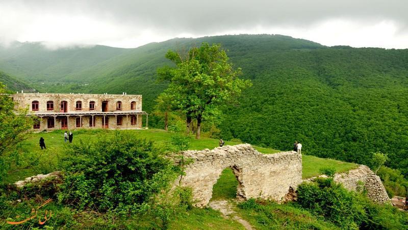 هتل های نزدیک به جنگل ارسباران