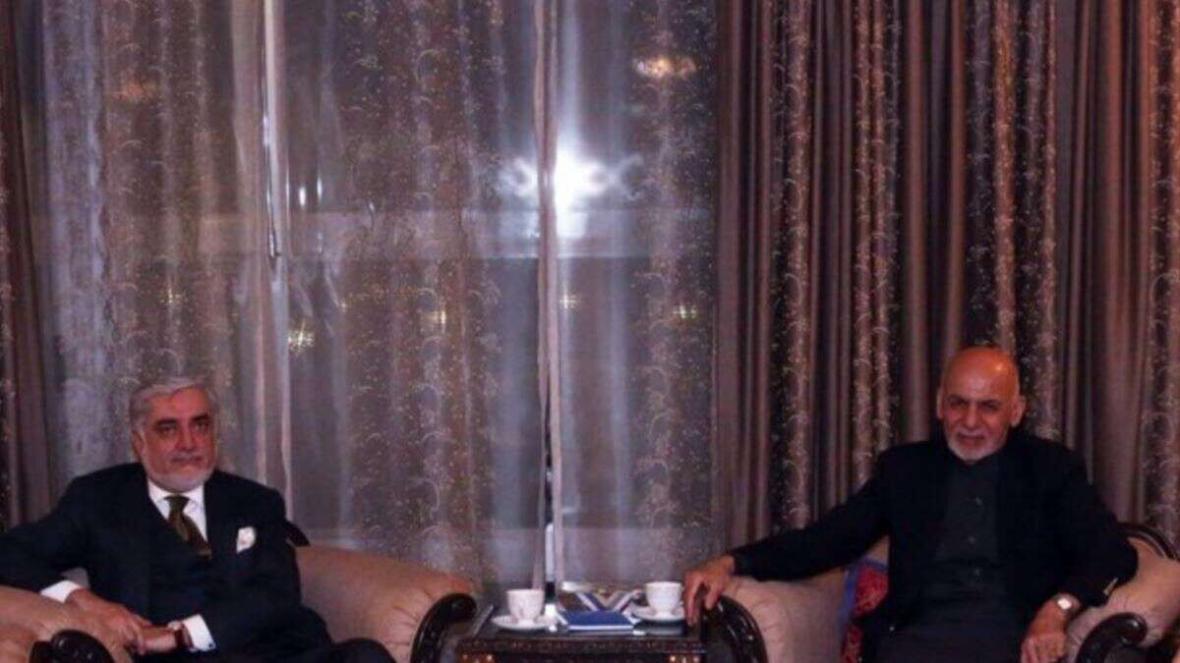 رسانه ای شدن جزئیات توافق غنی و عبدالله