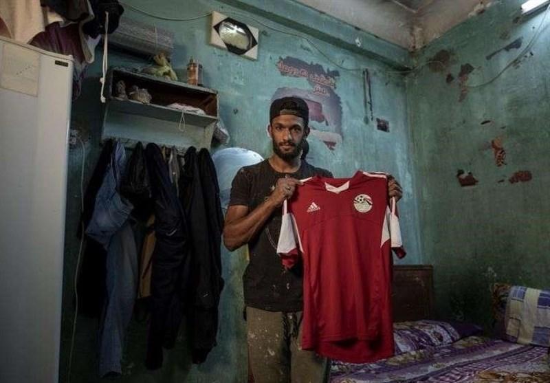 کرونا مدافع مصری را به کارگری و دستفروشی وادار کرد