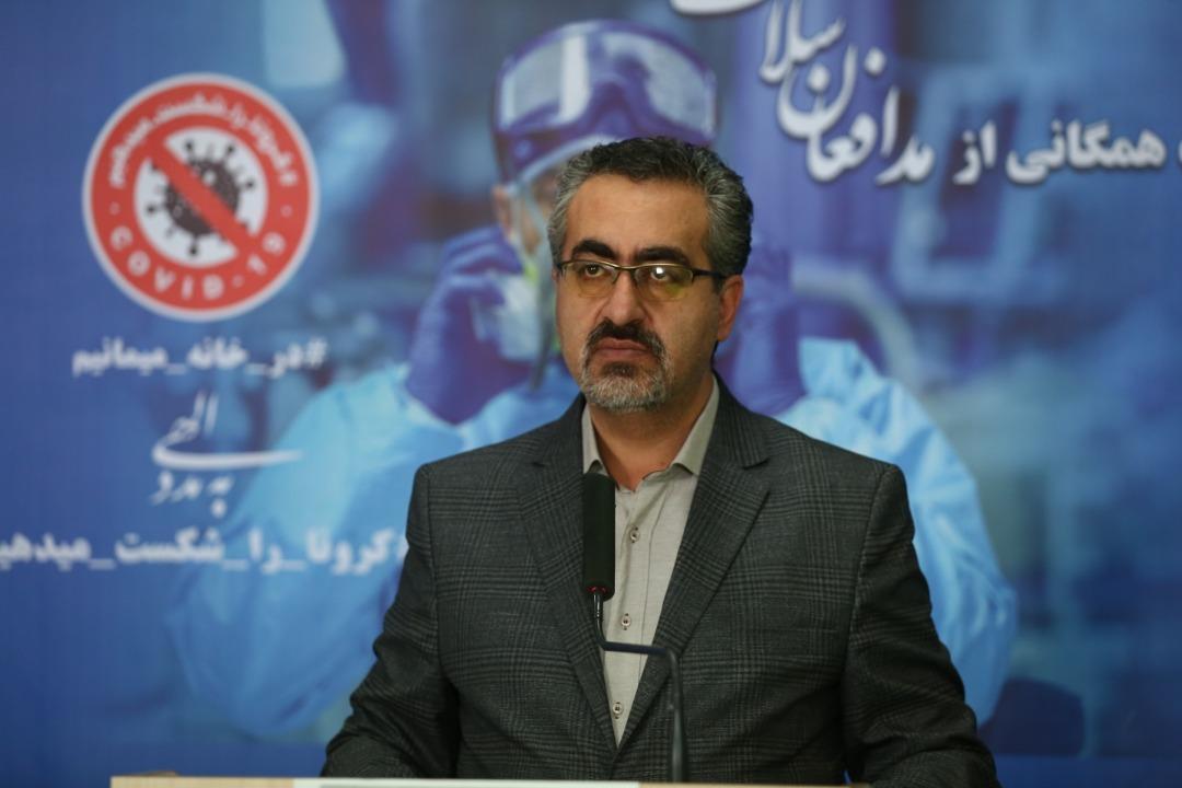 2294 مبتلای جدید به کرونا در ایران ، تعداد قربانیان از 7 هزار نفر گذشت