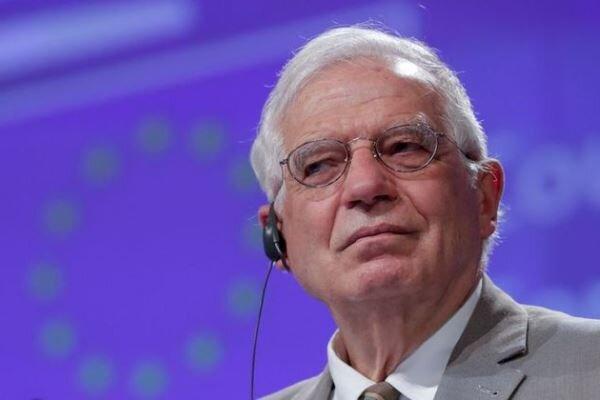 اتحادیه اروپا از مخالفت با بازگشت روسیه به گروه هفت حمایت کرد