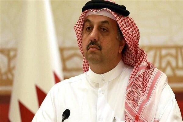 وزیر دفاع قطر به لیبی سفر کرد