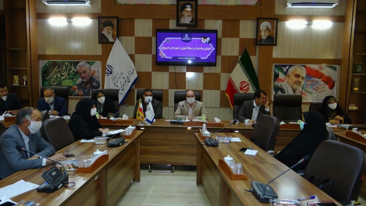 خبرنگاران سوادآموزی خراسان شمالی حدود 2 درصد از کشور عقب است