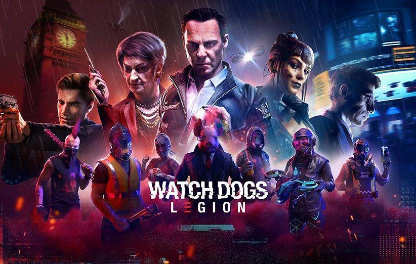 عرضه Watch Dogs: Legion برای آبان ماه در نظر گرفته شد