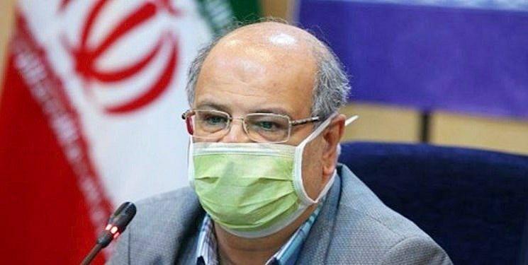درخواست زالی برای دورکارشدن 50 درصد کارمندان استان تهران